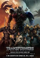 Transformers: El Último Caballero (04-08-2017)
