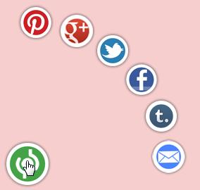 Ajouter Bouton de partage animation Pour Blogger