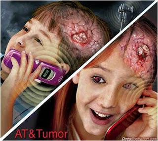 Dampak Buruk Radiasi Ponsel bagi kesehatan