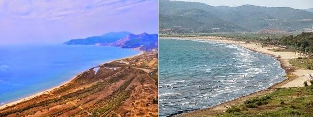 Kuşadası Pamucak Plajı