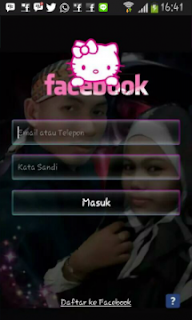 FB Hello Kitty Transparan APK