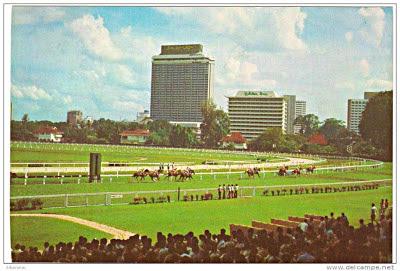 Sebelum Menara Berkembar Petronas (KLCC) Dibina