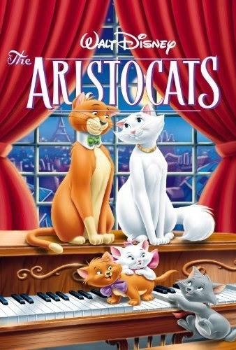 Gia Đình Mèo Quý Tộc - The AristoCats - 1970