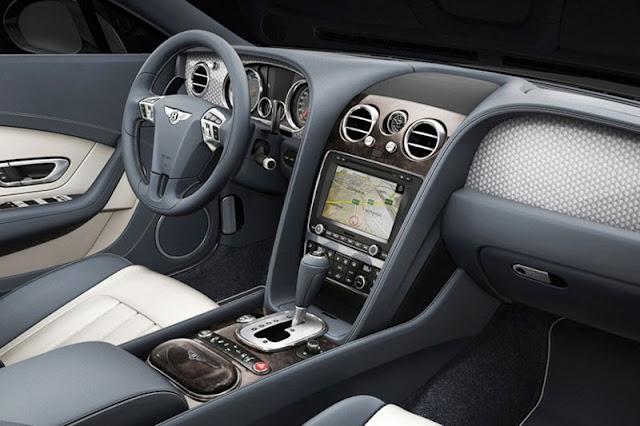 2013 Bentley Continental GT V8 Front Interior