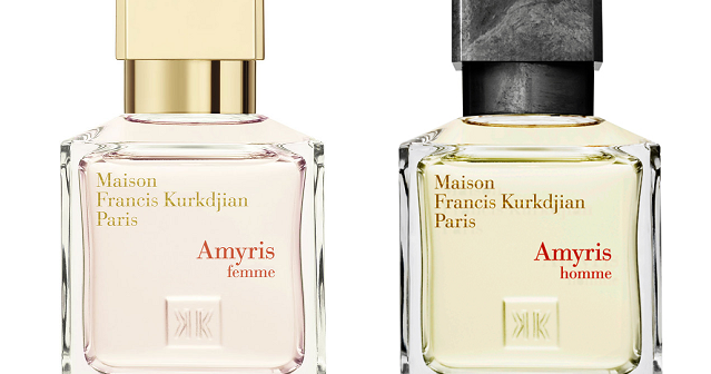 The heavenly amyris deluxshionist for Amyris homme maison francis kurkdjian