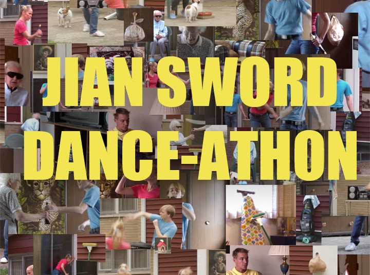 Jian Sword Dance-athon