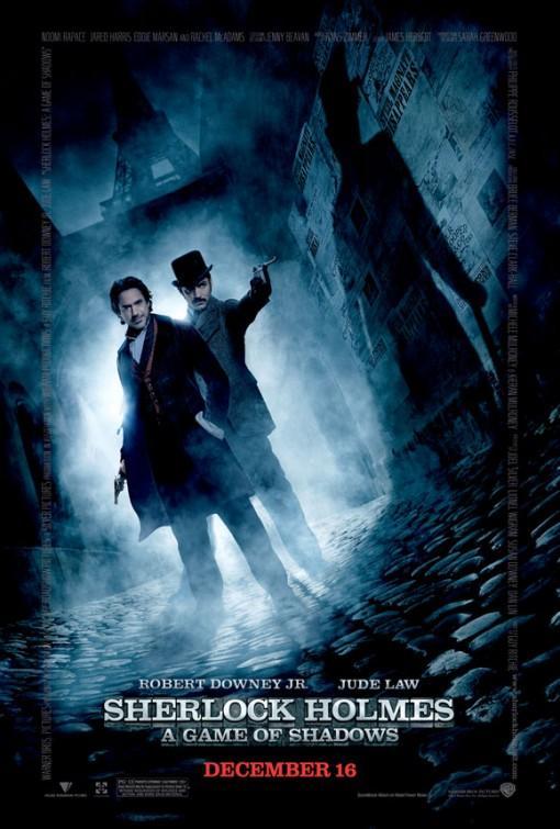 Sherlock Holmes: Juego de sombras – DVDRIP LATINO