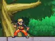 لعبة مغامرات ناروتو في الغابة Naruto adventure in Forest