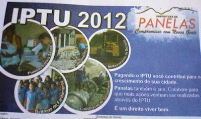 IPTU 2012
