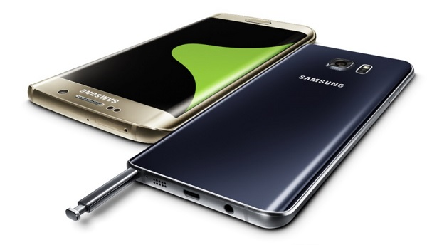 SAMSUNG announces Galaxy S6 edge+ and Galaxy Note 5 smartphones