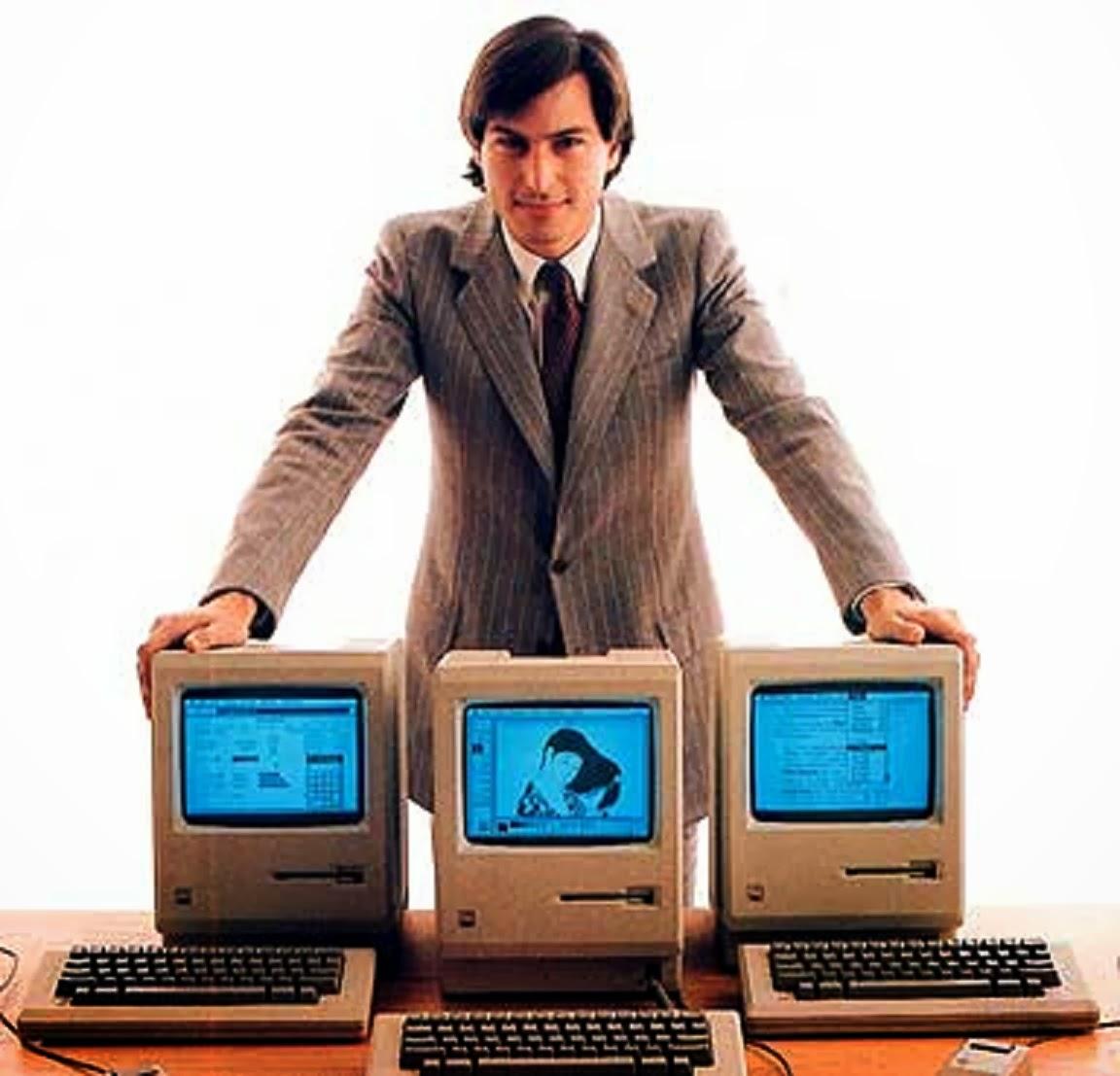 Steve Jobs: Um dos maiores gênios dos tempos modernos