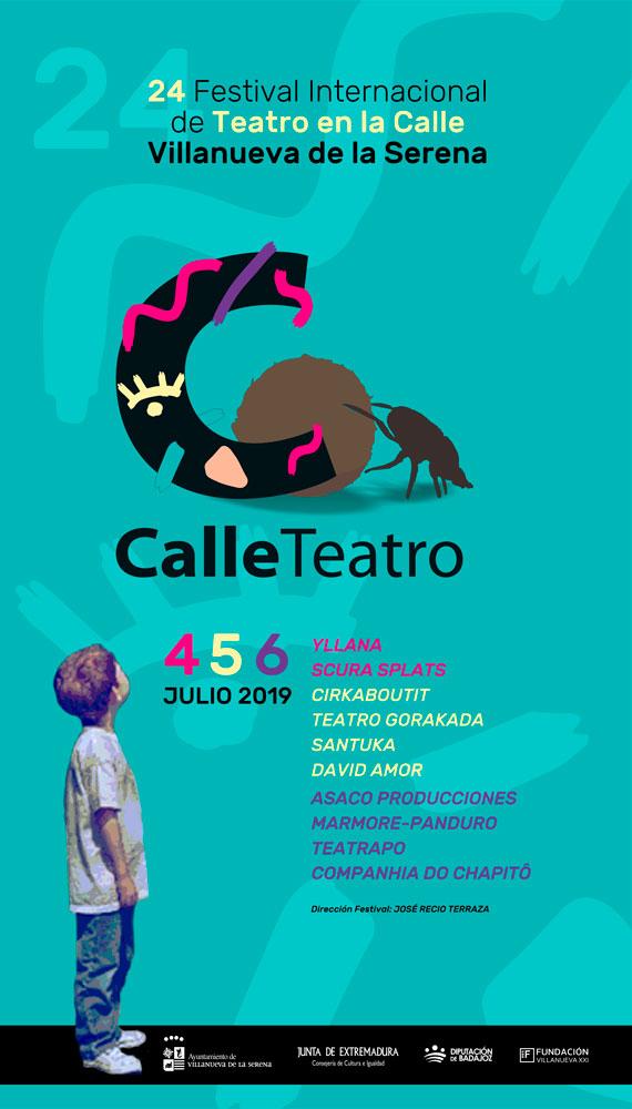24 Festival Internacional de Teatro en la Calle.