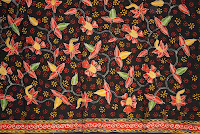 Motif Batik Tulis