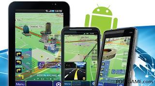2 Langkah Pemasangan Navigasi [GPS] pada Android + Peta Indonesia Offline
