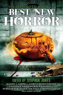 The Mammoth Book of Best New Horror 22, edizione inglese 2011