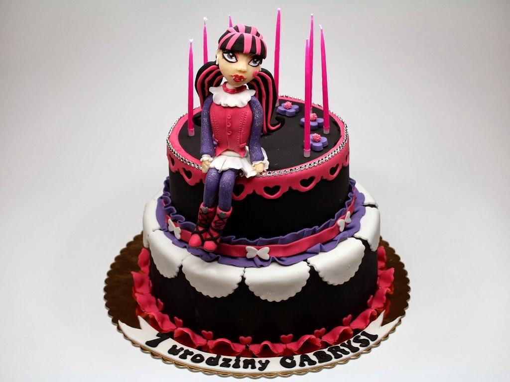Best Birthday Cakes In Chelsea Best Monster High Cakes In