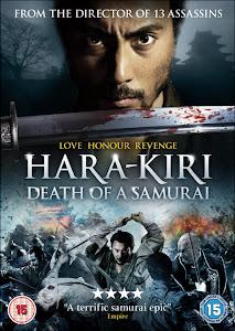 Cái Chết Của Samurai - Hara-kiri: Death Of A Samurai poster
