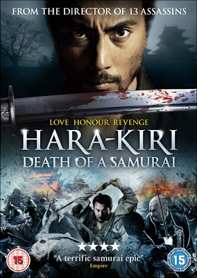 Poster phim Ci Cht Ca Samurai - Hara-kiri: Death Of A Samurai