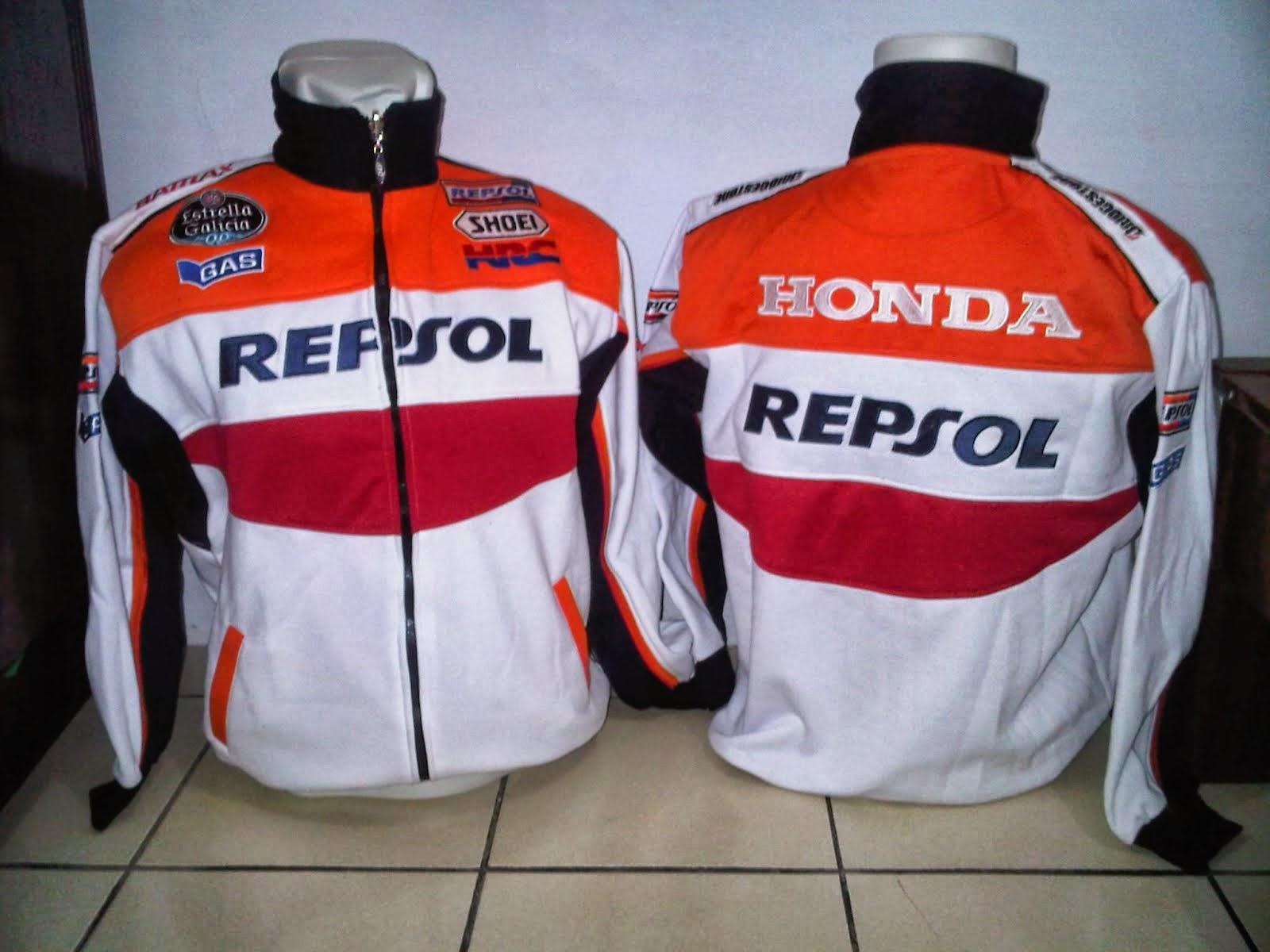 Repsol Honda MotoGP Team Jacket
