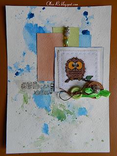 Вышиваю и не только. LaRhette - Страница 3 Owly-good