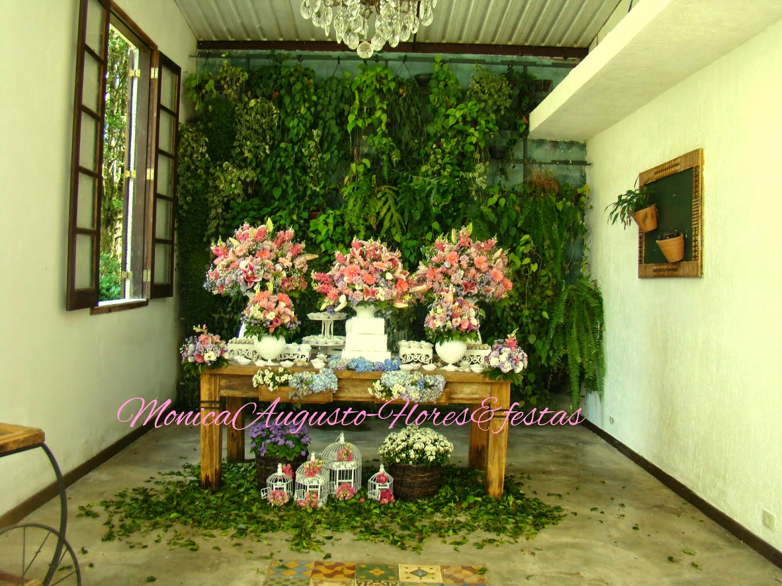 mesa rustica-cor-de-rosa