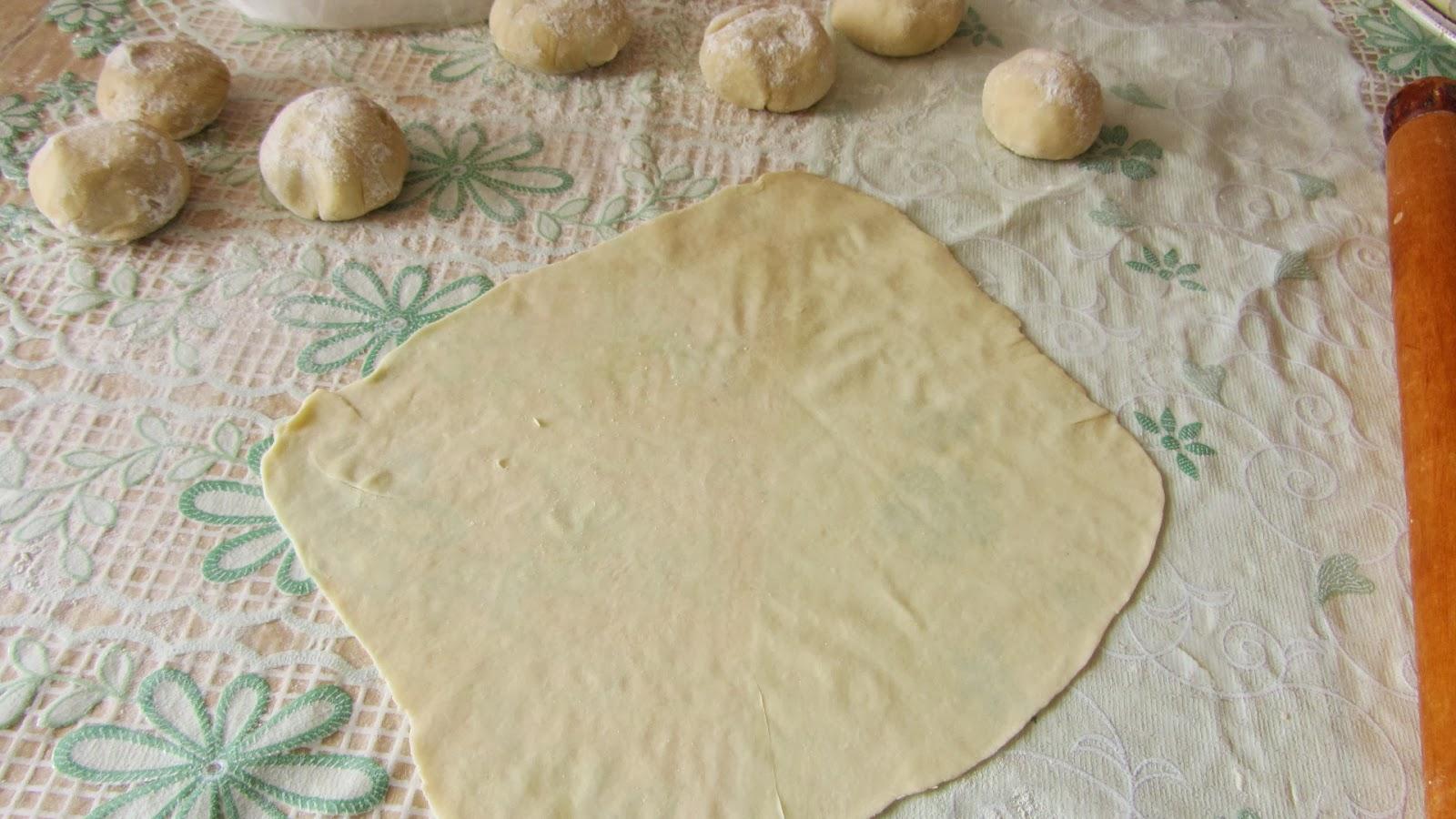 Слоеного теста для наполеона пошаговый рецепт