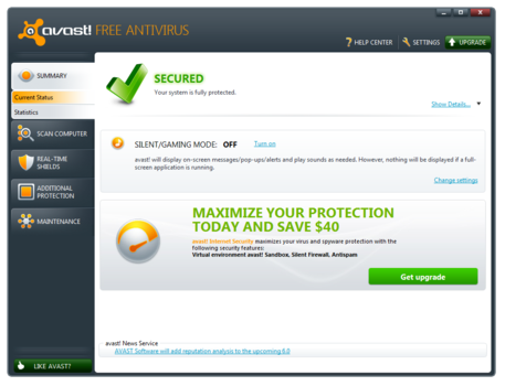 Avast! Antivirus Pro 5 0 677 Final Incl License Key   crack   keygen
