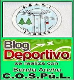 EL BLOG DEPORTIVO SE REALIZA CON BANDA ANCHA COSPUL