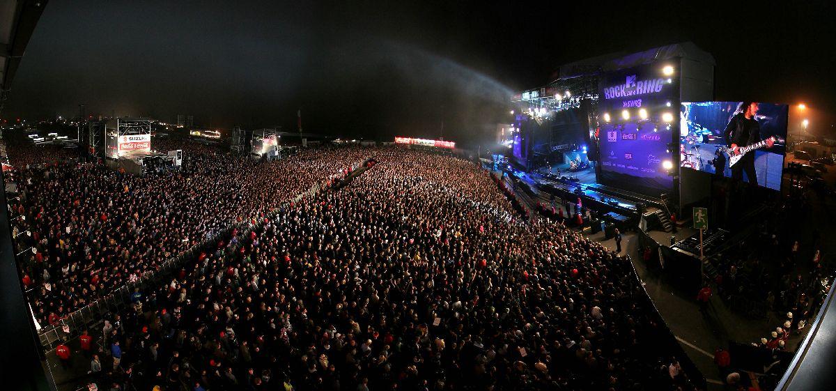 Lima Parade Musik Rock Terbesar