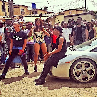 Show You The Money Video by Wizkid