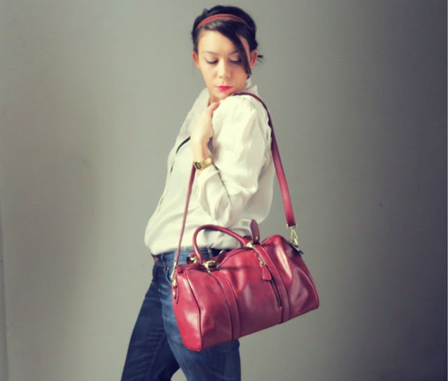 Red Red Bag