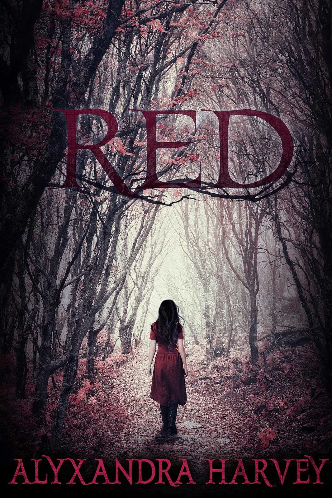 Red Giveaway Ends 4/8