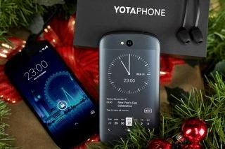 YotaPhone 2, HD front screen, dual screen, Full HD display, super amoled, unique smartphone, Android Smartphone,