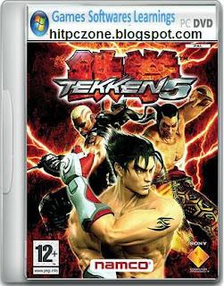 Tekken 5 PC Game Highly Compressed Free Download