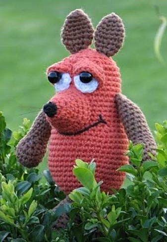 free crcoeht toy pattern