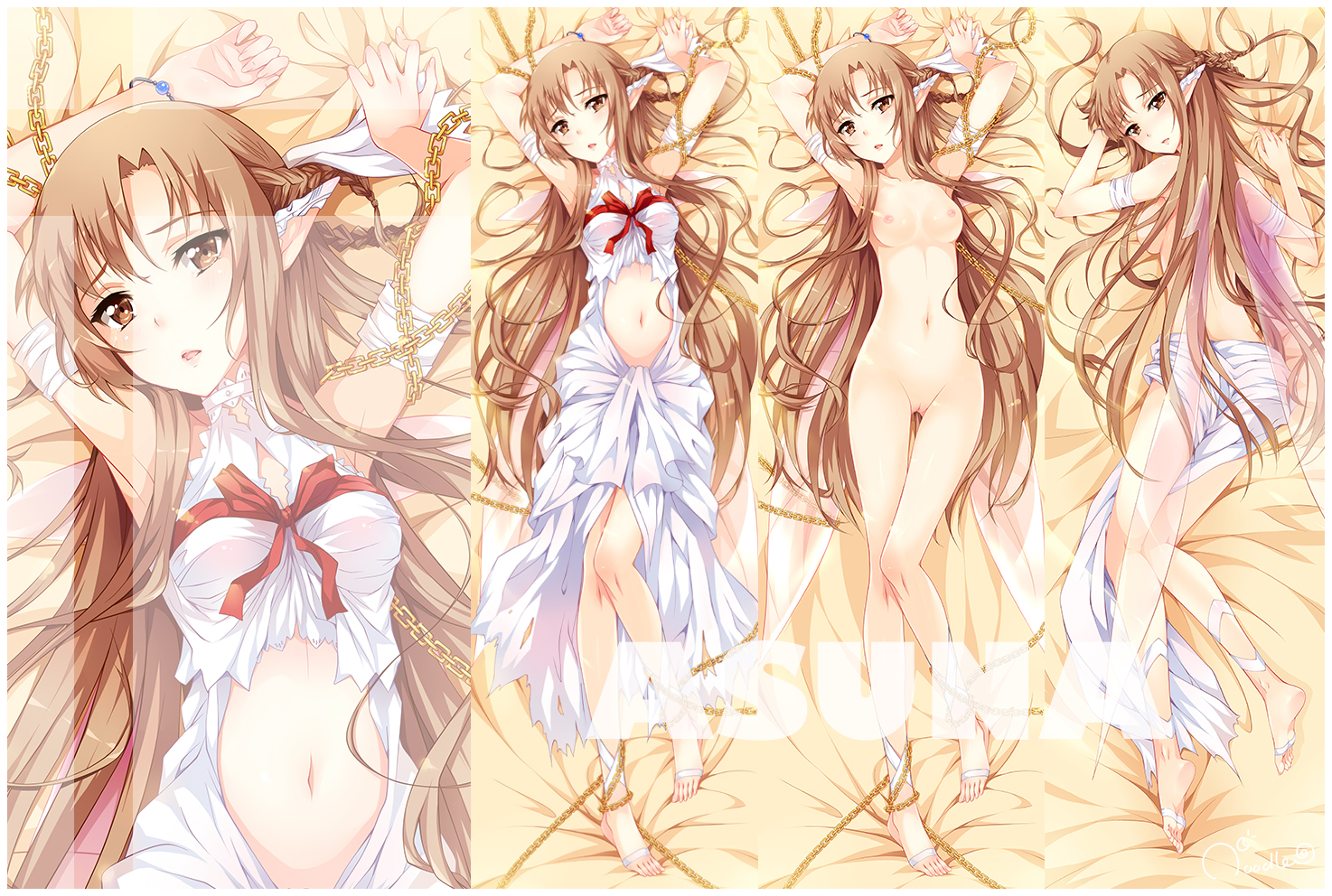 Sword art online naked pictures sex images
