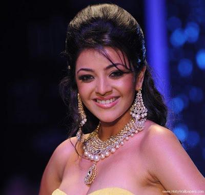 Glamorous Kajal Aggarwal