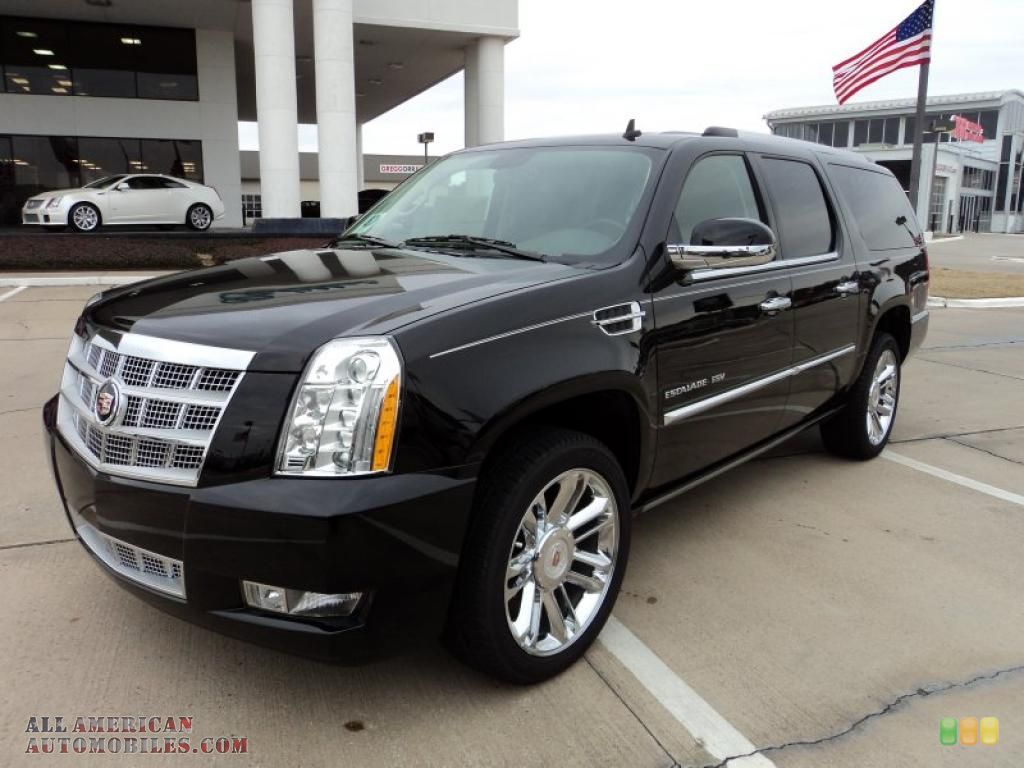 2012 cadillac escalade esv new engine generation. Black Bedroom Furniture Sets. Home Design Ideas