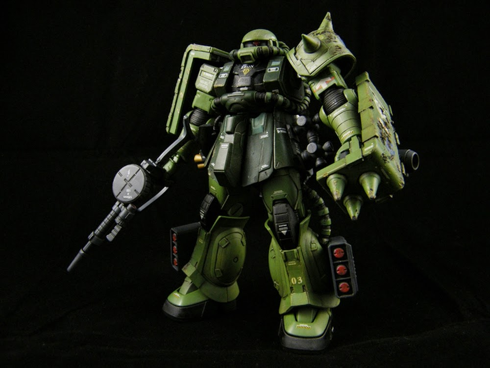 Custom Build: HG 1/144...