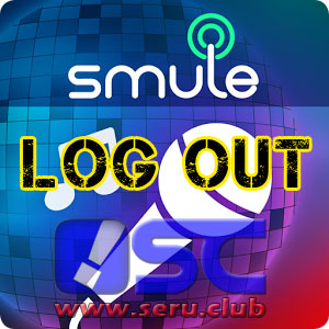 Cara Log Out SMULE