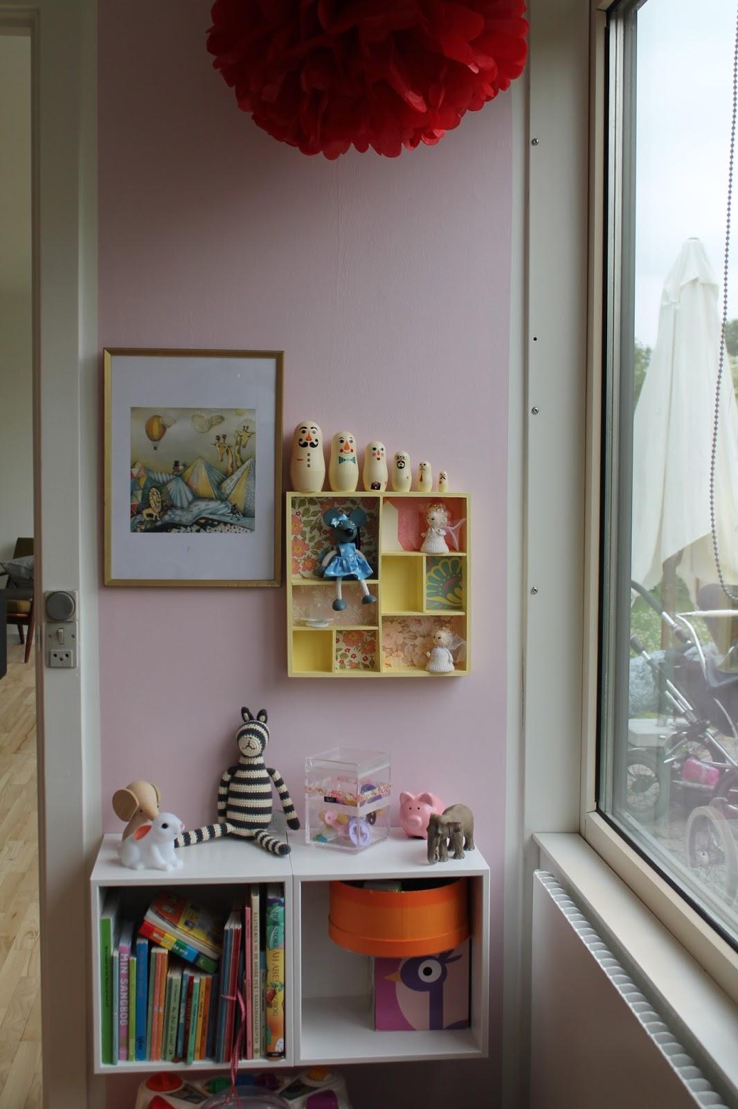 More delisious: karlas værelse helt færdigt