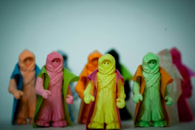 Mutant Jawa Bootleg Resin Figures by Killer Bootlegs