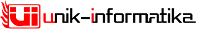 Unik Informatika Logo Design by Ibal_Marwan