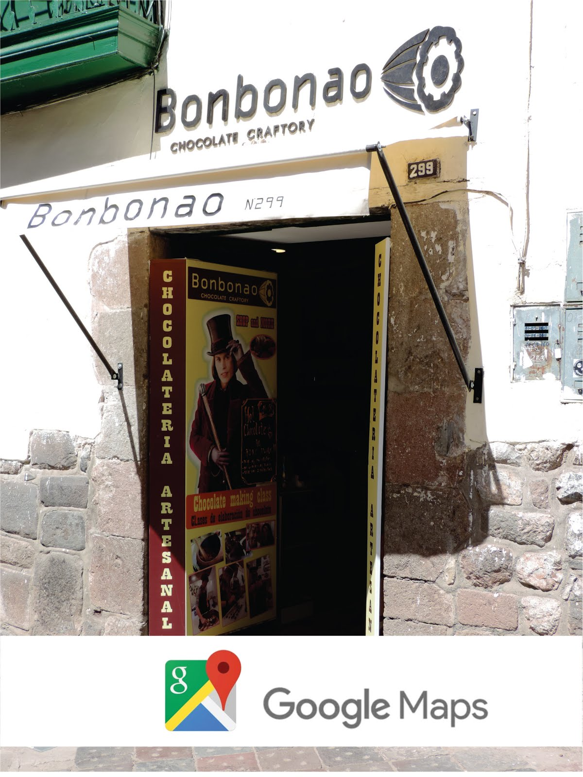 Bonbonao Location