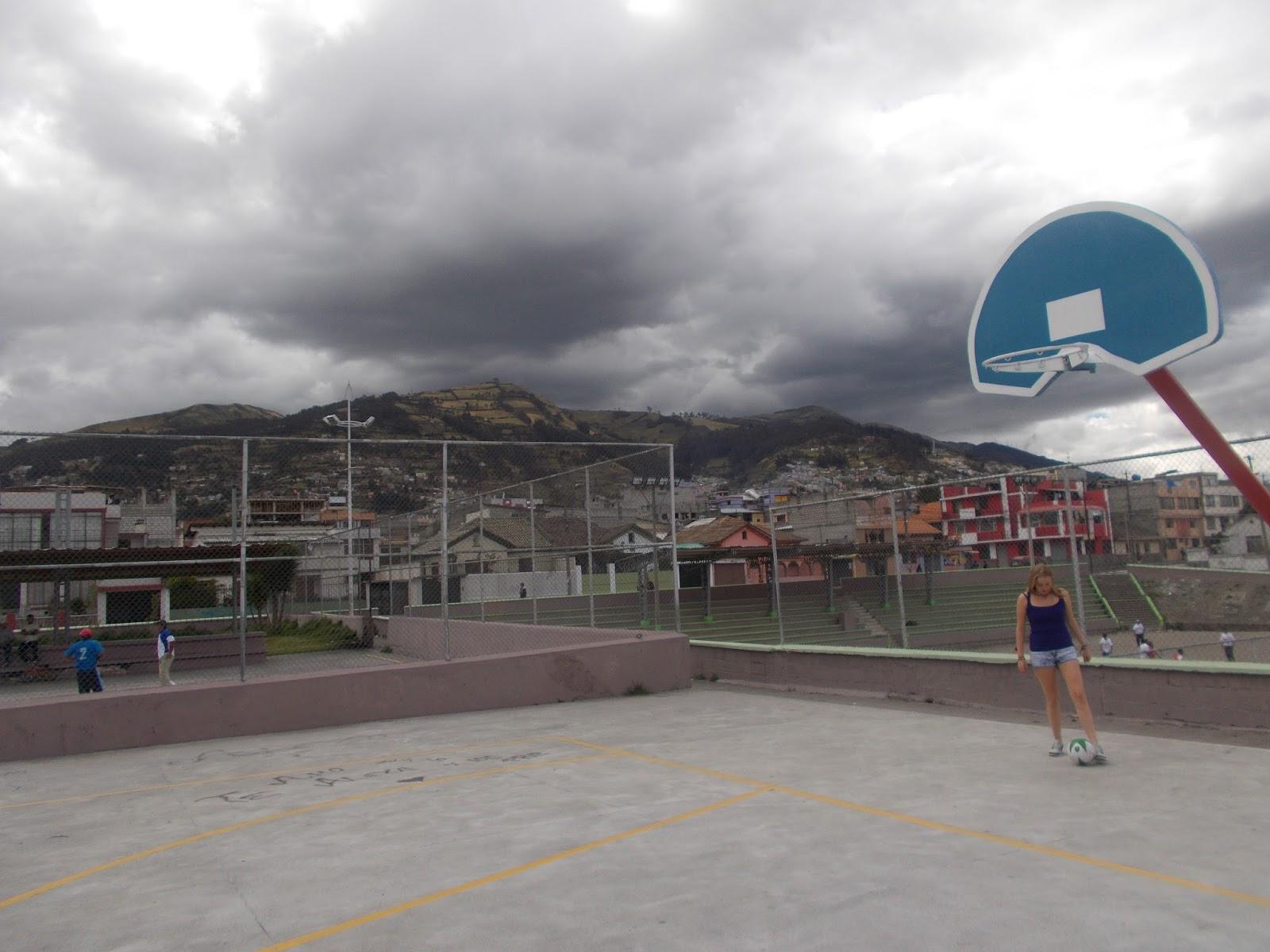 flug nach quito ecuador