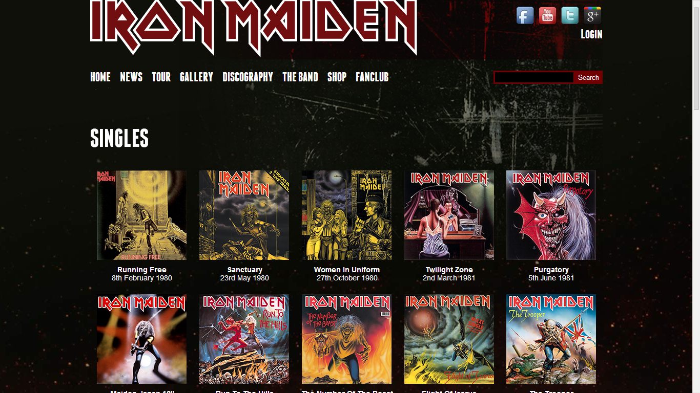 maiden latin dating site Find iron maiden discography, albums and singles on allmusic.