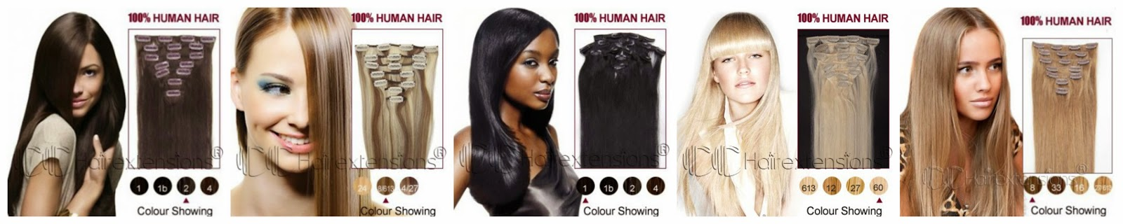 Human Hair Extensions Be Glossy In And Out