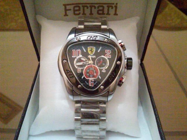 jam tangan ferrari model baru