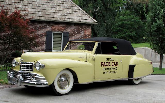 リンカーン・コンチネンタル 初代 | Lincoln Continental (1939-48)