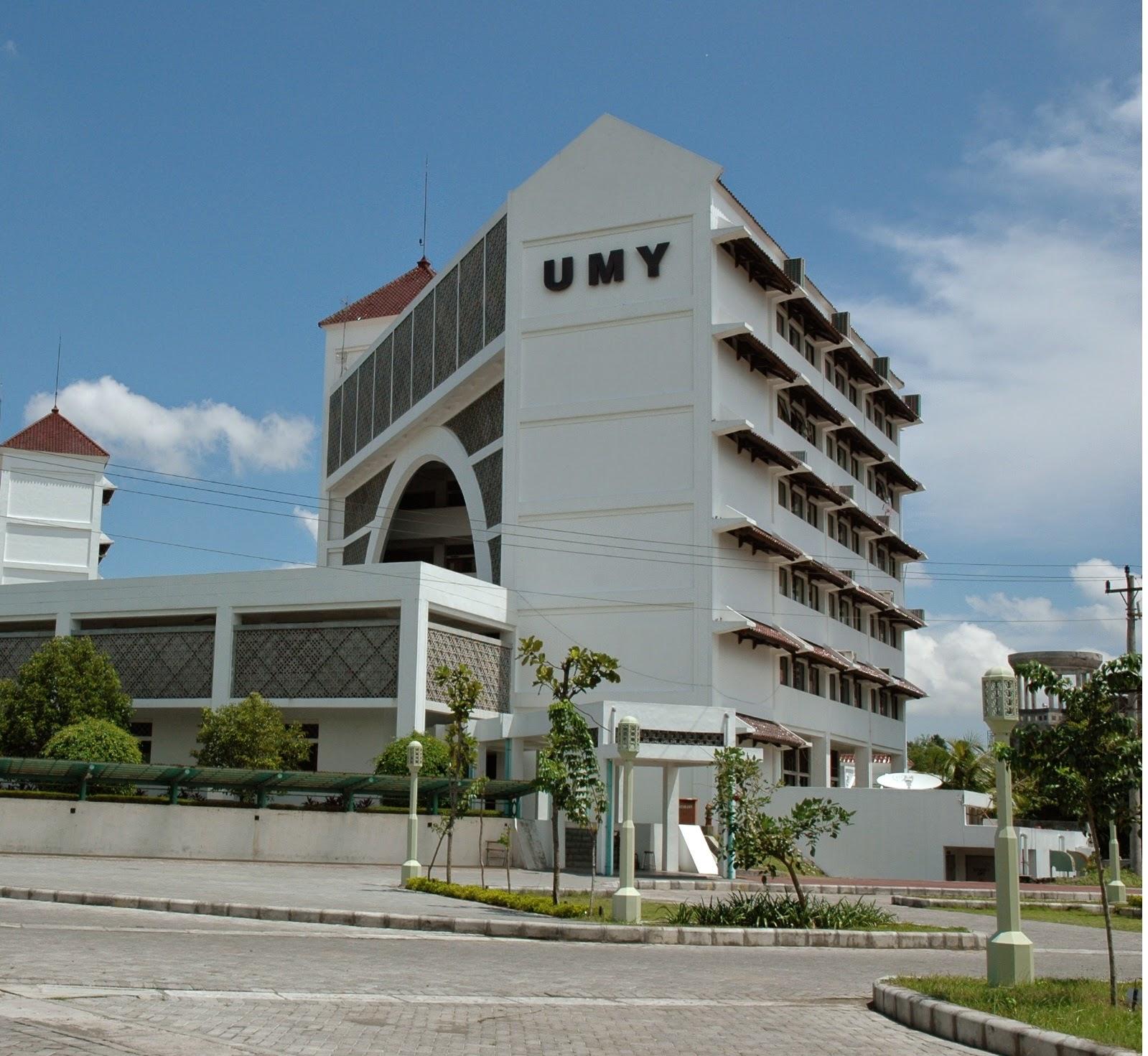 Daftar Fakultas Dan Akreditasi Universitas Muhammadiyah Yogyakarta